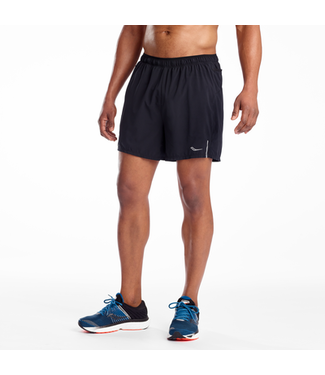 "Saucony Men's Outpace 5"" Short"