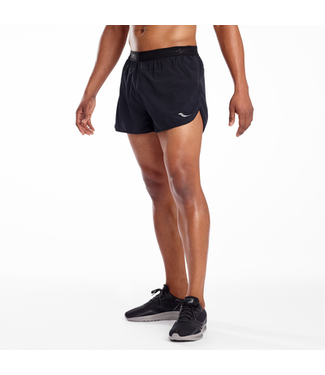 "Saucony Men's Split Second 2.5"" Short"