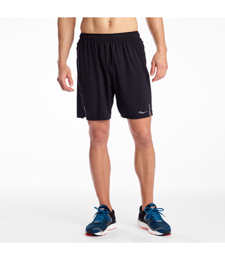 "Saucony Men's Outpace 7"" Short"