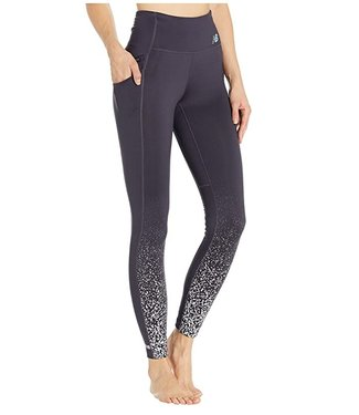 New Balance Women's Printed Heat Tight