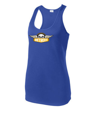RUNdetroit Women's Tech Singlet