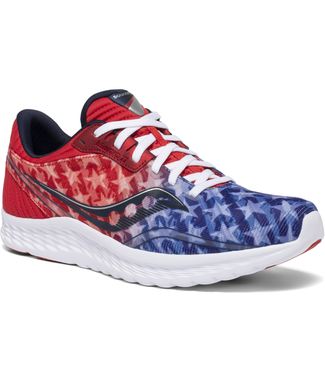 Saucony Women's Kinvara 11 Stars & Stripes