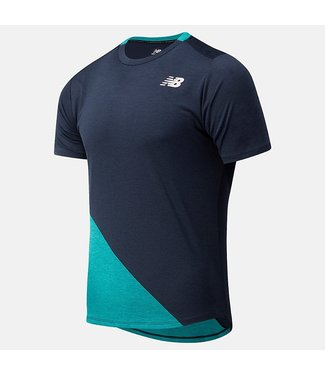 New Balance Men's Fast Flight Short Sleeve