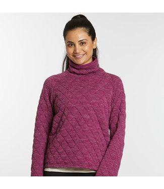 Oiselle Quilted Lauren Pullover