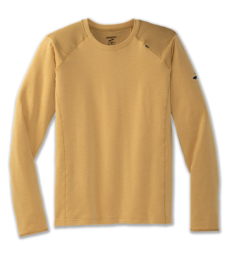 Brooks Men's Notch Thermal Long Sleeve