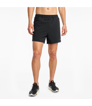 "Saucony Men's Outpace 5"" Short II"