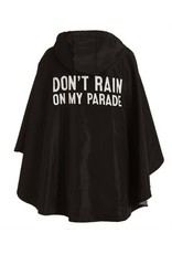 Reversible Rain Poncho- Don't Rain on My Parade