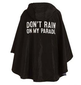 Reversible Rain Poncho- Don't Rain on My Parade