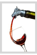Menagerie Golden R Wine Pourer/Aerator