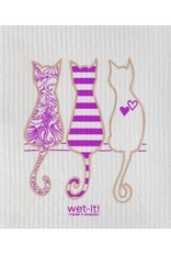 Wet It Wet-it Cat Lover