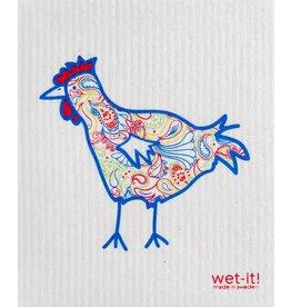 Wet It Wet-it Paisley Chicken