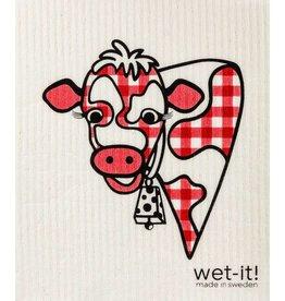 Wet It Wet-it Red Cow