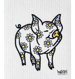 Wet It Wet-it Daisy Pig
