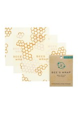 Bee's Wrap Bee's Wrap 3 Pack Small