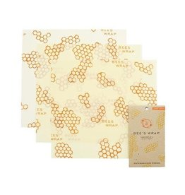 Bee's Wrap Bee's Wrap 3 Pack Large