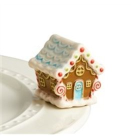 Nora Fleming NF Gingerbread House