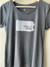 Women's Locally Grown Pennsylvania T-shirt