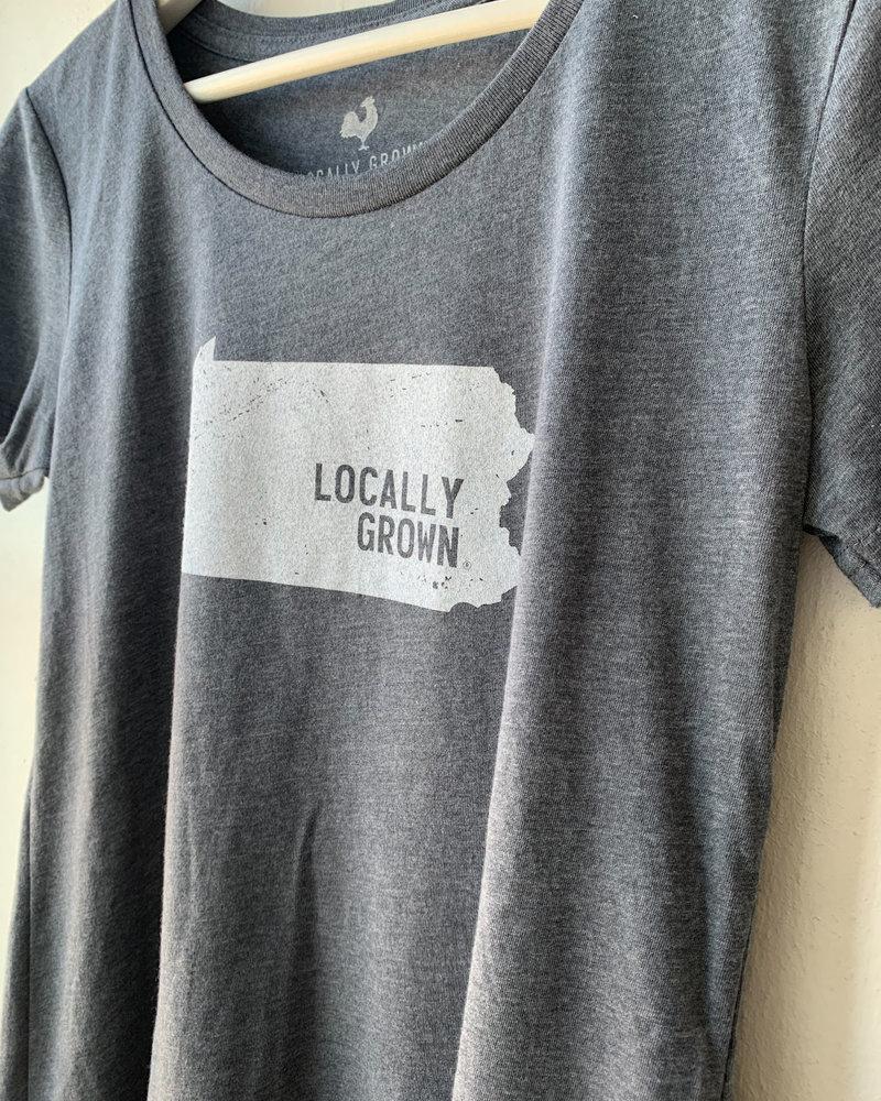 Women's Locally Grown Pennsylvania T-shirt