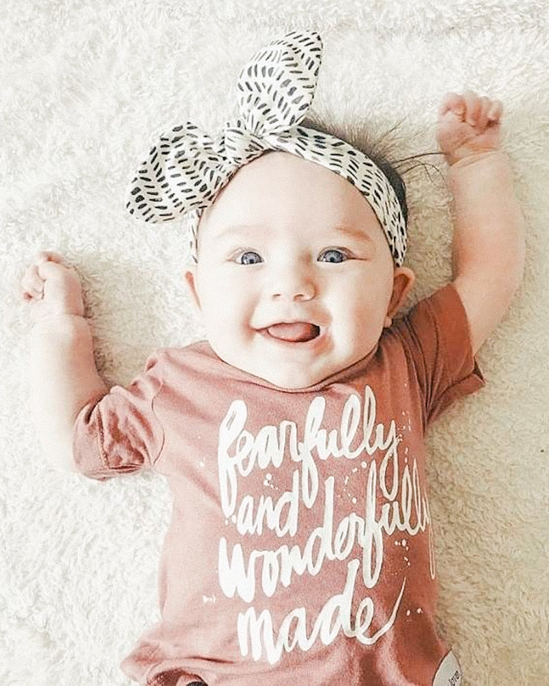 Baby Headband 0-12 mths