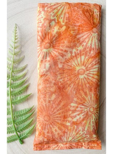 Aromatherapy Eye Pillow Orange Sunkiss Rosemary & Lavender