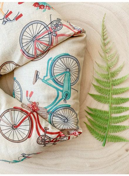 Aromatherapy Neck Wrap Bicycle Rosemary & Lavender