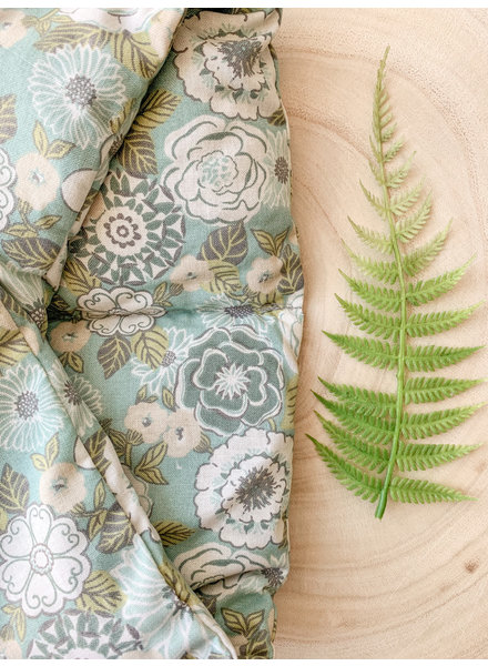 Aromatherapy Shoulder Wrap Floral Rosemary & Lavender