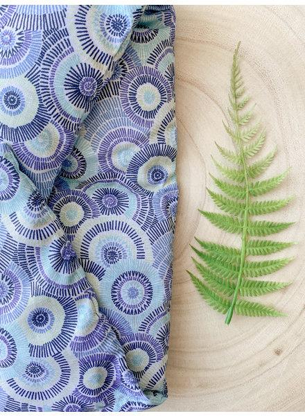 Aromatherapy Shoulder Wrap Medallion Rosemary & Lavender