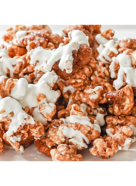Cinnamon Bun Gourmet Popcorn