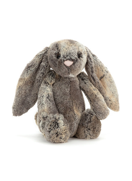 Jellycat Bashful Woodland Grey Bunny