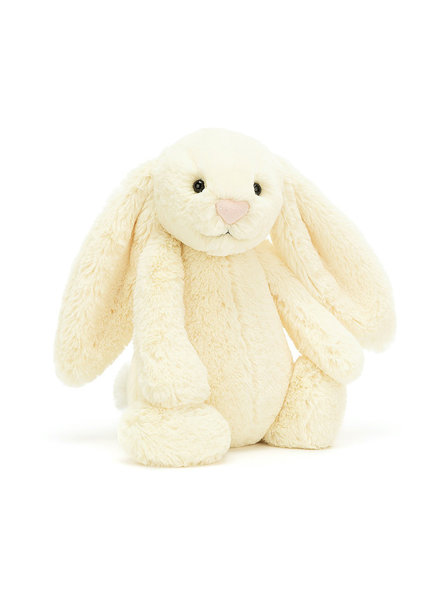 Jellycat Bashful Woodland Buttermilk Bunny