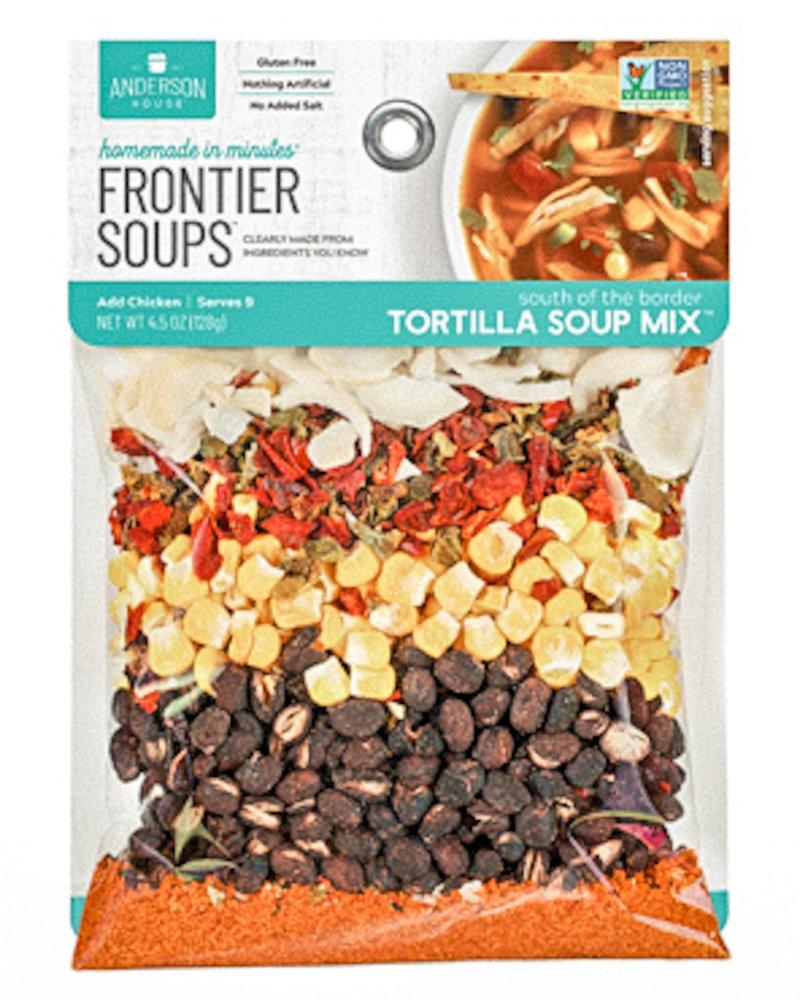 South of the Border Tortilla Soup Mix