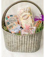 What the World Needs Easter Basket