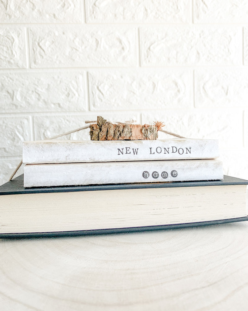 Dustin Yothers New London Home Book Set
