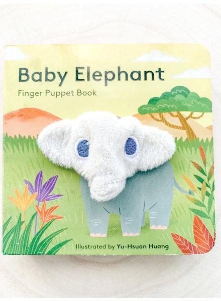 Chronicle Books Baby Elephant Book