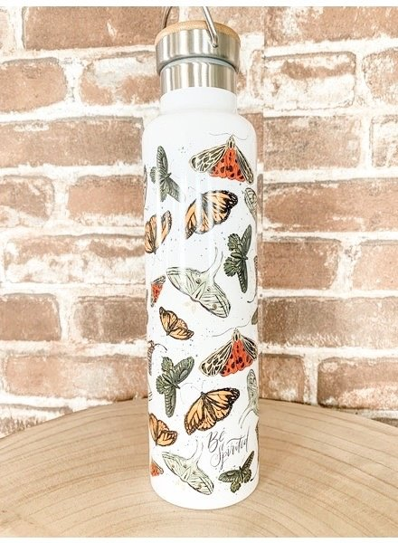 Primatives By Kathy Be Spirited Insulated Bottle