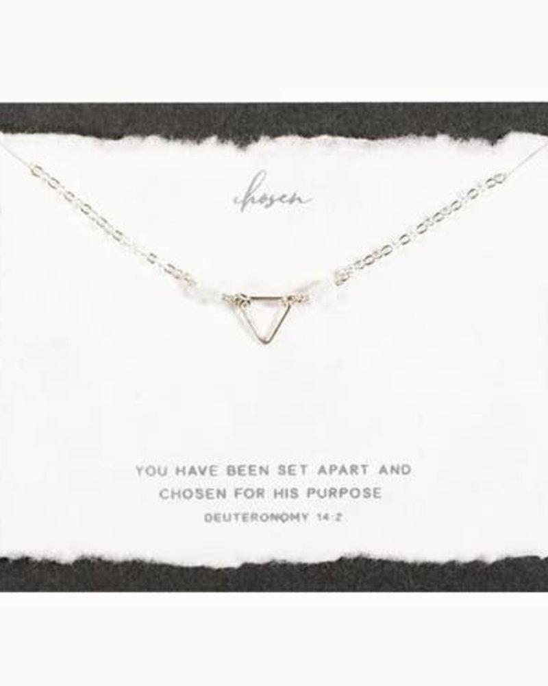 Dear Heart Chosen Bracelet Sterling Silver