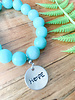 Hope Gemstone Bracelet