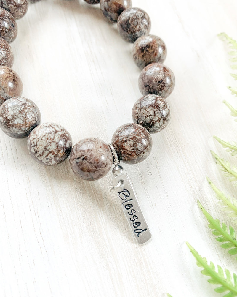 Blessed Gemstone Bracelet