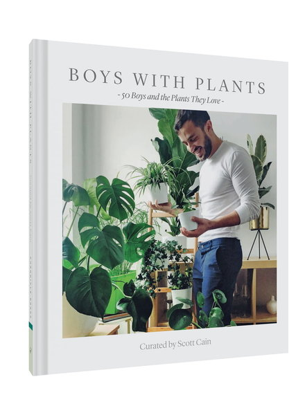 Chronicle Books Boys with Plants Book