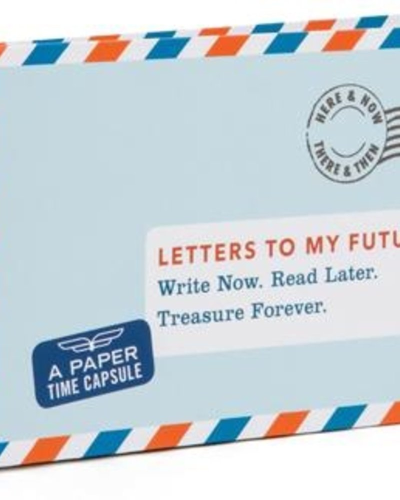 Chronicle Books Letters to your Future Self