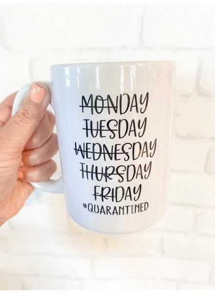 Monday, Tuesday, Wednesday...Mug