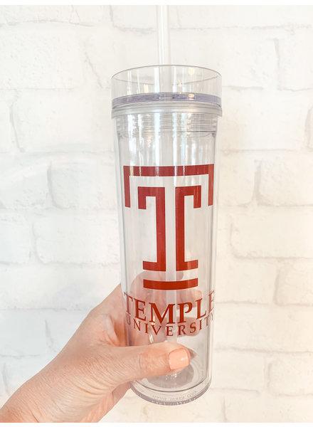 Temple Water Tumbler