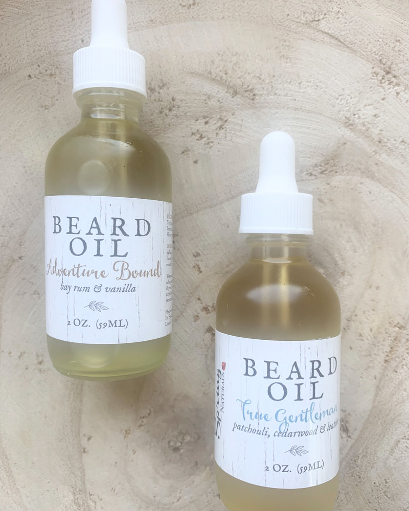 Men's Beard Oil