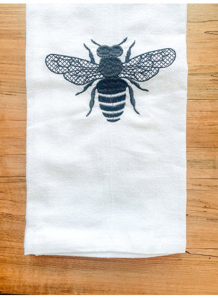 Bee Dish Towel