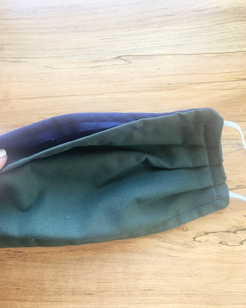 Adult Reversible Face Mask with Filter Pocket