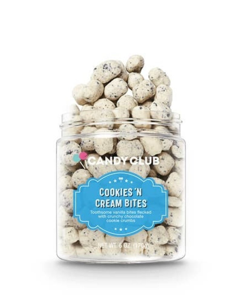 Candy Club Cookies and Cream Bites
