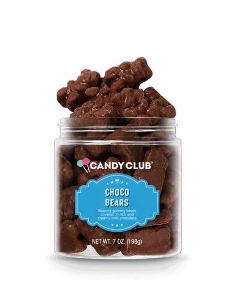 Candy Club Choco Bears