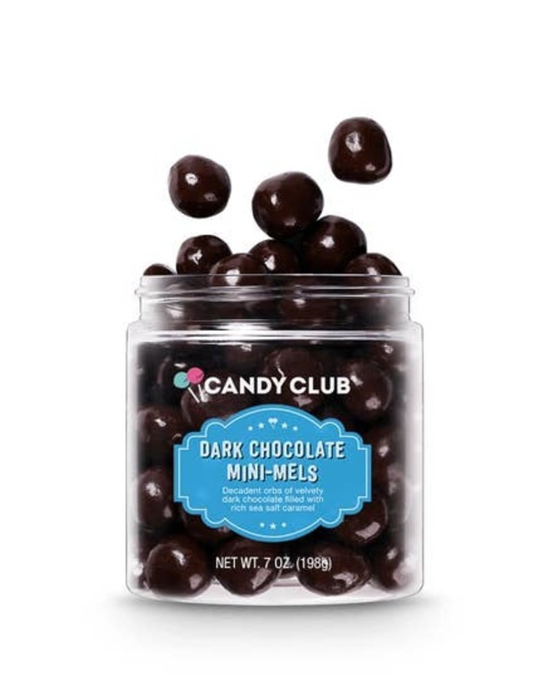Candy Club Dark Chocolate Mini-Mels