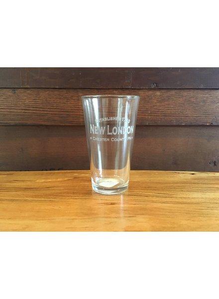 New London Pint Glasses