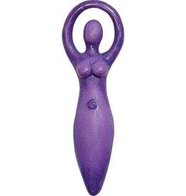Kheops International Mini Purple Goddess 1.5 inch
